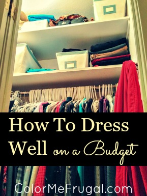 How to Dress Well on a Budget: Busting the Brand Name Myth